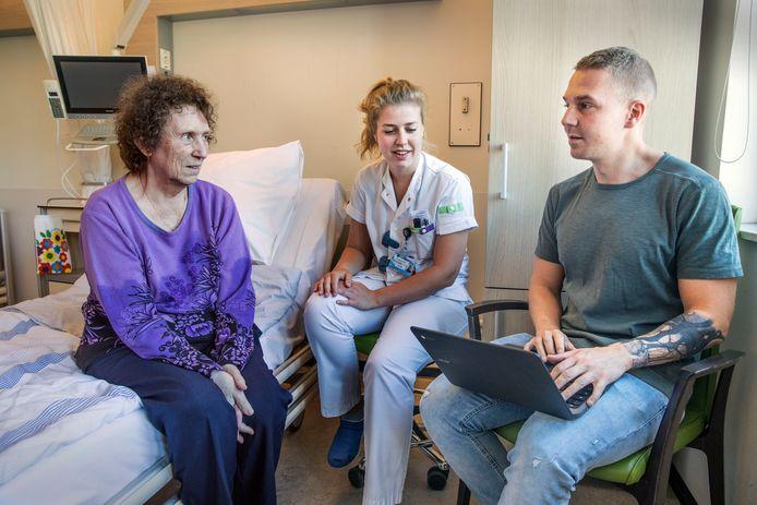 Samenwerking in het Hagaziekenhuis