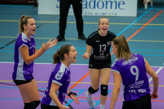 De 3-0 overwinning op Orion leidt tot vreugde bij Vocasa.