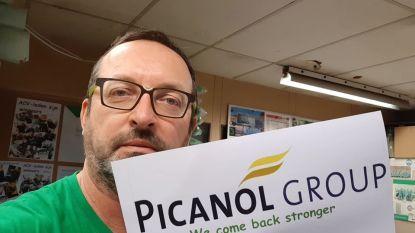 """Picanol wil maandag al bepaalde activiteiten opstarten: """"We komen sterker terug"""""""