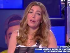"""Tiffany Bonvoisin insultée par Pierre Ménès: """"J'ai trouvé ça d'une violence"""""""