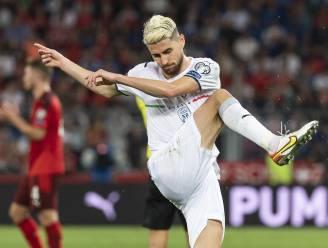 Italië breekt record, maar wint opnieuw niet na gemiste strafschop Jorginho - Duitsland en Spanje houden schietoefeningen