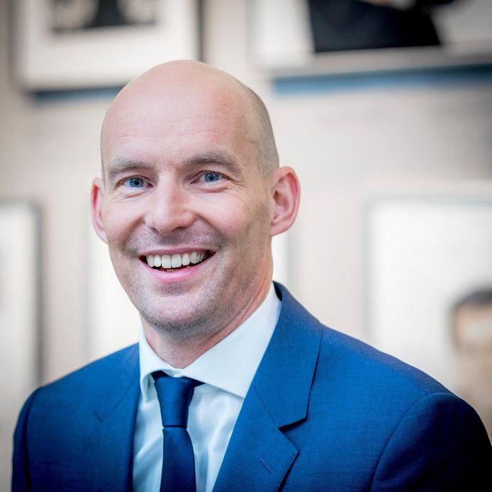 Martijn Kamans, voorlichter minister Arie Slob van OCW.