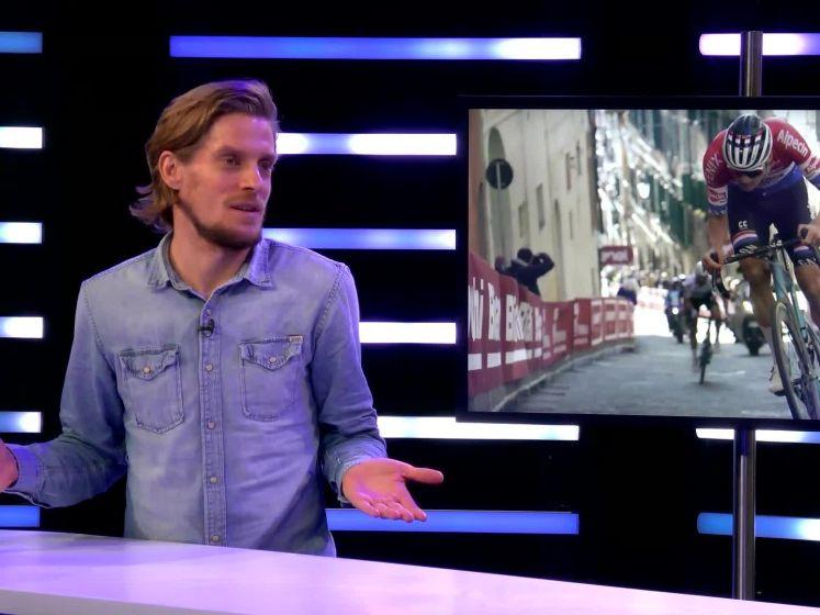 Thijs Zonneveld: 'Wat Van der Poel deed, slaat nergens op'