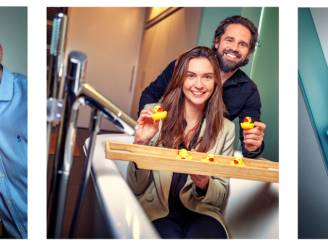 Limburgse ondernemers krijgen innovatiepremie van 50.000 euro: van het verwijderen van onfrisse geurtjes op toiletbril tot het voorspellen van het geslacht van veulen