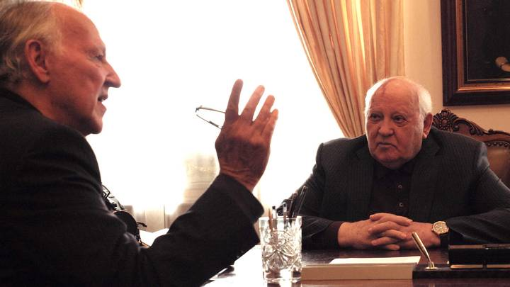Rendez-vous avec Mikhaïl Gorbatchev