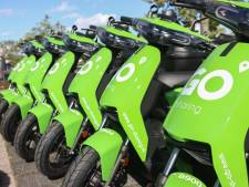 Dongen gaat aan de elektrische deelscooter