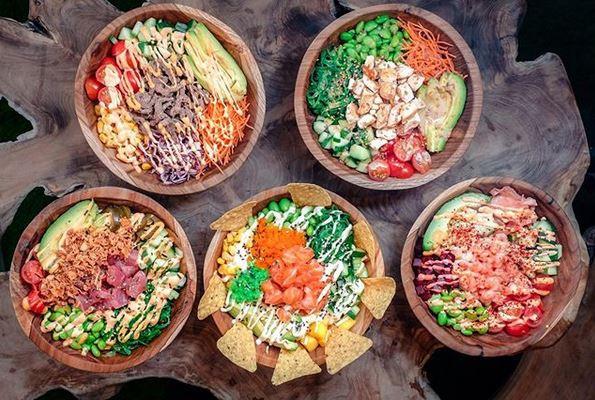 Het concept brengt een gezond alternatief voor fastfood.