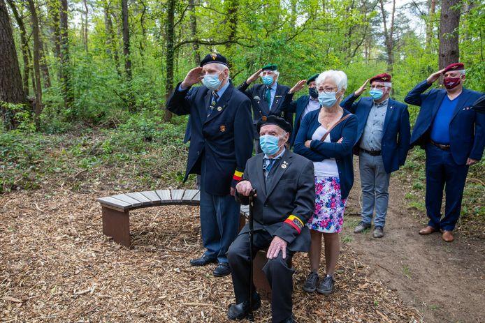 Samen met Regionaal Landschap Lage Kempen herstelde Lummen de loopgraven.
