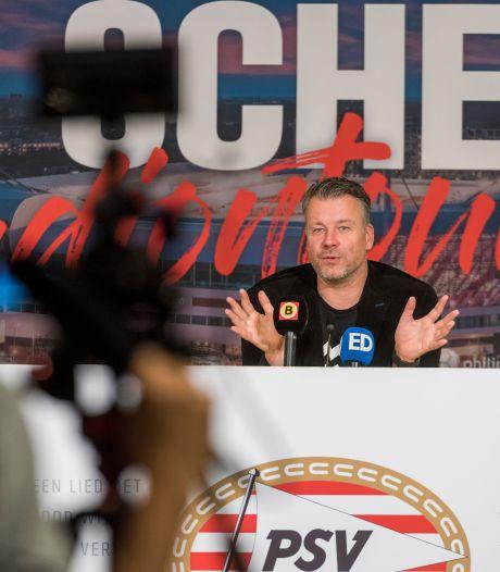 Rob Scheepers speelt 22 keer in stadion van PSV: 'Eerste cabaretier die stadion uitverkoopt!'