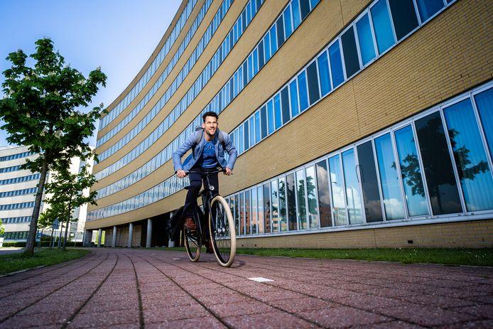 Maarten Tjallingii voor vrijdaginterview Arnhem