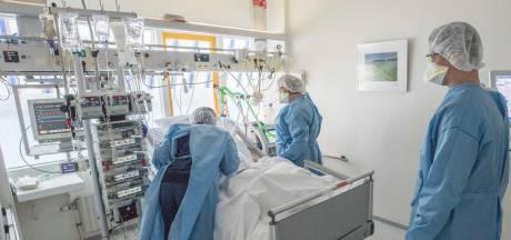 Aantal covidpatiënten in Zeeuwse ziekenhuizen blijft hoog
