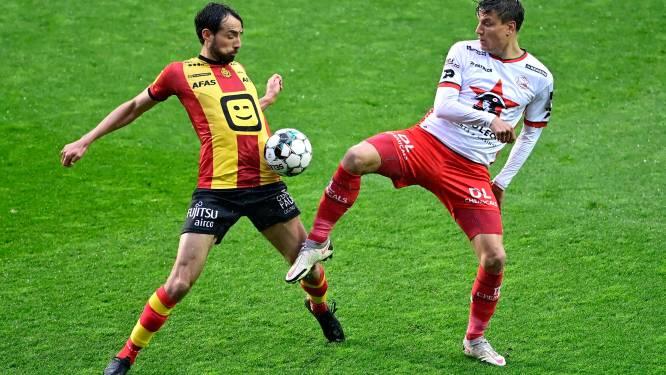 """Jelle Vossen (Zulte Waregem) houdt er de moed in na nederlaag in Mechelen: """"Ons lot nog altijd in eigen handen"""""""