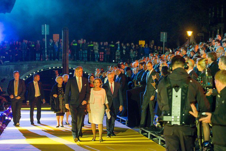 Concert aan de Amstel: sluitstuk 200 jaar Koninkrijk