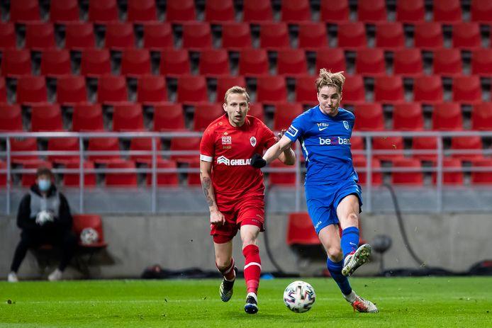 Genk krijgt op de openingsspeeldag meteen de kans om het verlies tegen Antwerp recht te zetten.