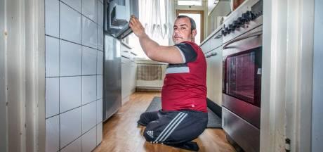 Sabri heeft eindelijk geschikte woning gekregen: 'Bij dit soort gevallen moeten we gewoon afwijken van de regels'
