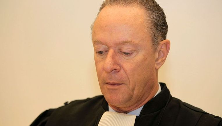 Jean-Francis Jonckheere, voorzitter van het hof van beroep in Bergen. Beeld BELGA