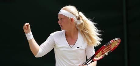 Francesca Jones heeft acht vingers en zeven tenen, maar staat toch op Australian Open