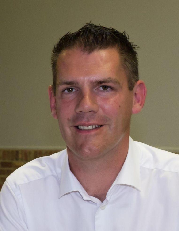 Bjorn Cuyt, provinciaal directeur arbeidsmarktbeheer.