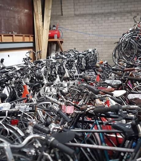 Fietsenhandelaar in Dongen opnieuw tegen de lamp met gestolen spullen