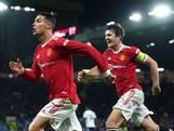 Hij doet het weer! Bekijk hoe Ronaldo United met late goal laat ontsnappen