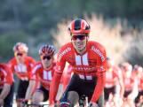 De deelnemerslijst van de Giro d'Italia