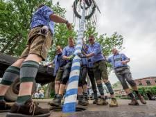 Niets hoeft, alles mag op het Hill Billy Schützenfeldfest in Lonneker