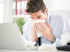 Al die hoestende en zieke collega's, hoe zorg je dat je niet besmet raakt?