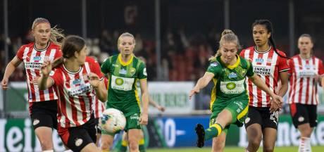 Papendrechtse Nikki grijpt met ADO naast KNVB Beker: 'We hebben er echt alles aan gedaan'