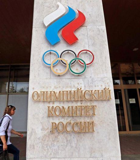 Décision d'ici 7 jours sur la participation de la Russie aux Jeux de Rio