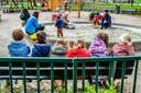 De bso gaat maandag weer helemaal open. Alle kinderen van bso Natuurfontein kunnen dan weer heerlijk buitenspelen na schooltijd.