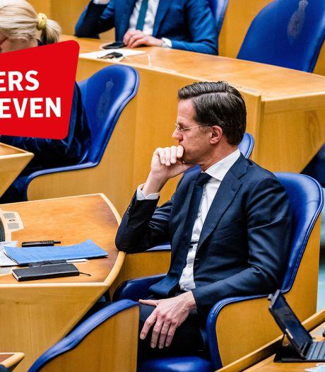 Reacties op opiniestuk over kiezersbedrog: 'Rutte kan geen premier meer worden'