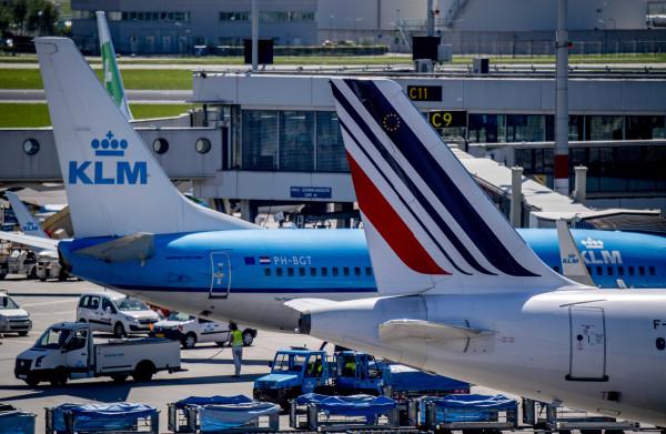**KLM eist gelijkwaardige positie naast Air France**