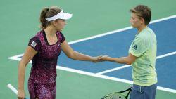 Mertens en Schuurs verliezen in kwartfinales dubbelspel bij debuut op WTA Finals - Bertens en Stephens naar laatste vier in enkelspel