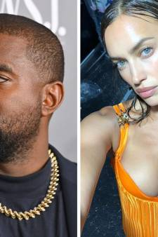 Ce que pense Kim Kardashian de la relation entre Kanye West et Irina Shayk