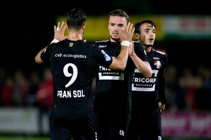 Ben Rienstra maakte de eerste Willem II-goal
