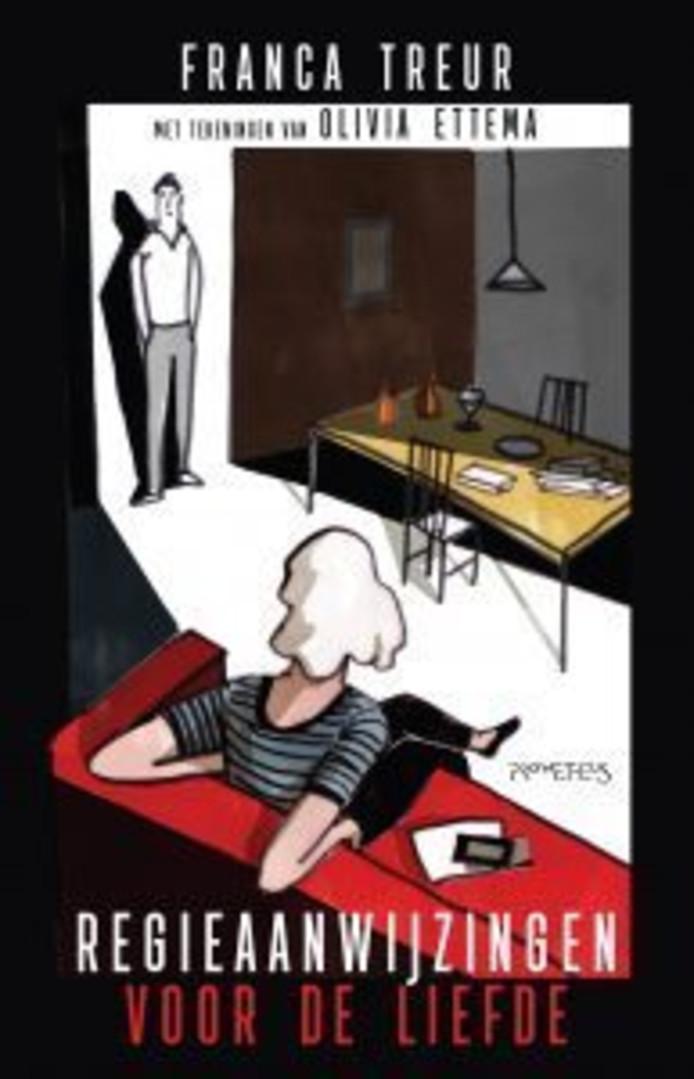 Franca Treur: Regieaanwijzingen voor de liefde.