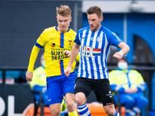 Jens van Son tekent contract voor een jaar bij FC Eindhoven