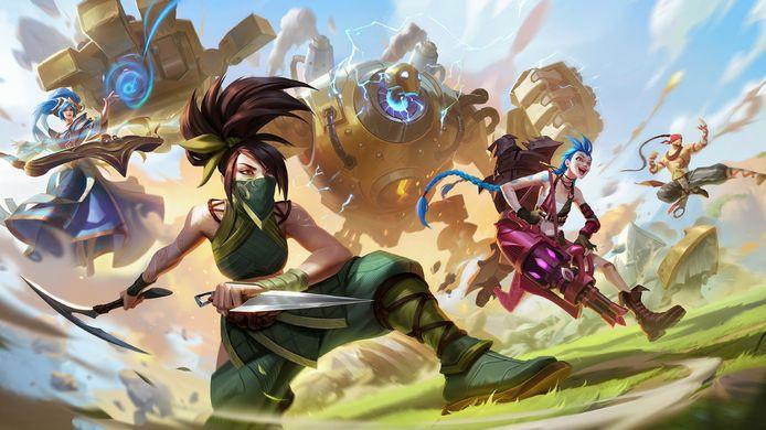 Alienware ziet vroegtijdig af van de samenwerking met League of Legends-ontwikkelaar Riot Games.