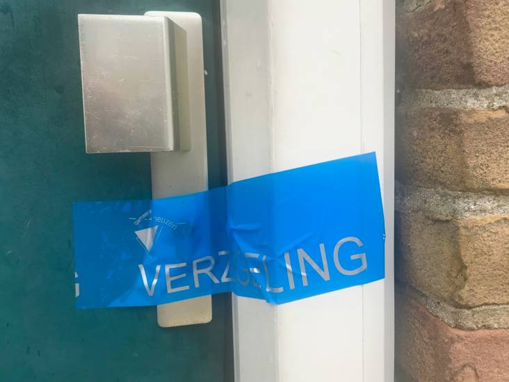 Gemeente sluit bedrijfspand in Eindhoven na vondst hennepgerelateerde goederen