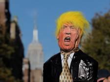 In Trumps thuishaven New York vieren Biden-fans feest: 'Amerika is terug, dit is geschiedenis!'