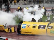 L'AEK Athènes quasiment condamné à la relégation