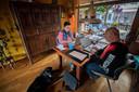 Door het thuis werken zijn veel vaste gewoonten op de helling komen te staan.