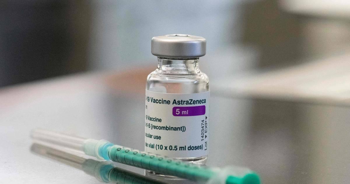 Bijwerkingencentrum: Geen reden om in Nederland te stoppen met AstraZeneca - AD.nl
