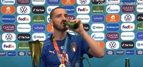 Bonucci maakt vette knipoog naar Ronaldo en Pogba