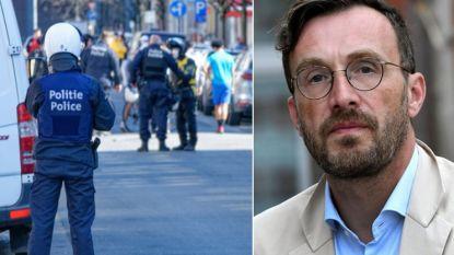 Politievakbond eist excuses van Pascal Smet voor zijn uitlatingen over rellen Anderlecht