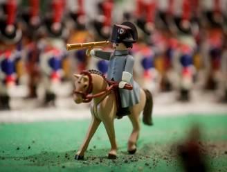 Napoleon herleeft in Playmobil-expo Waterloo