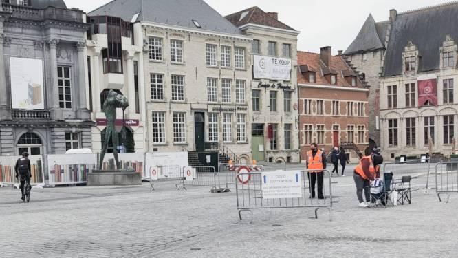 Veiligheidszones op parcours Ronde van Vlaanderen al afgesloten