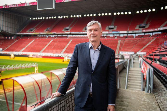 Na ruim 2,5 jaar is Paul van der Kraan afgezwaaid als algemeen directeur van FC Twente.