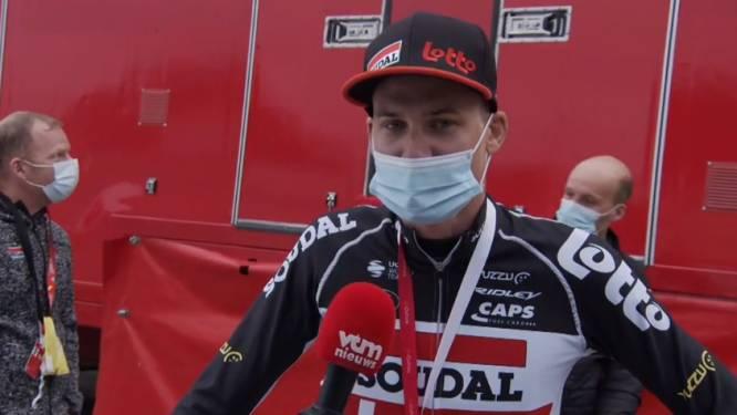 """Wellens na bisnummer: """"Vuelta was al geslaagd, deze zege maakt het extra speciaal"""""""