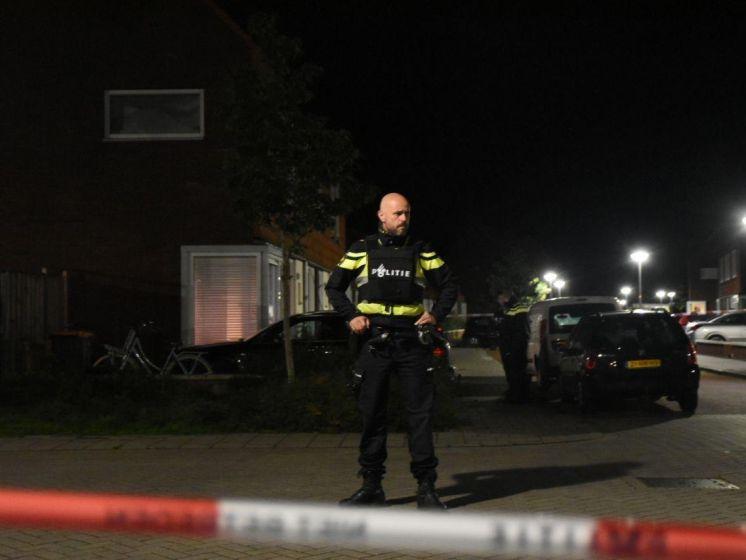 Woning beschoten in Steenwijk: 'Dit is een buurt met veel kinderen'